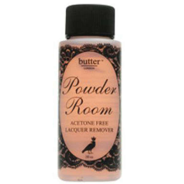 Butter London Powder Room Nail Polish Remover (60ml)