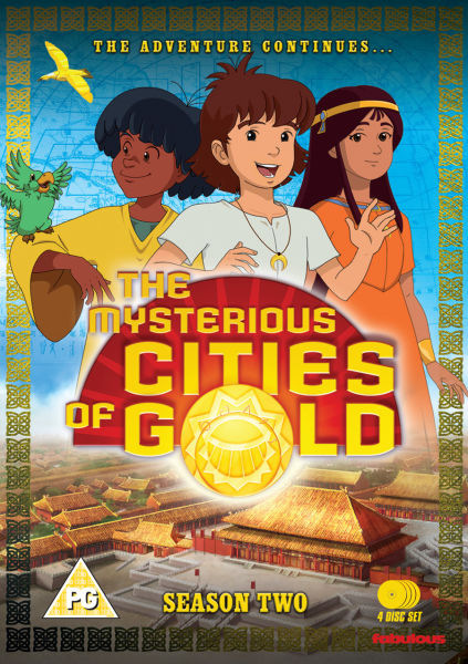 The Mysterious Cities of Gold: The Adventure Continues - Season 2