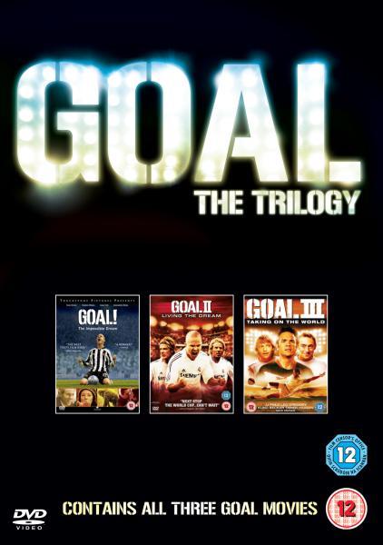 Goal! 1-3 Triple Pack