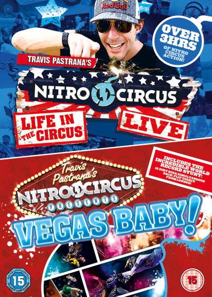 Nitro Circus: Vegas Baby! / Series 1 - Live