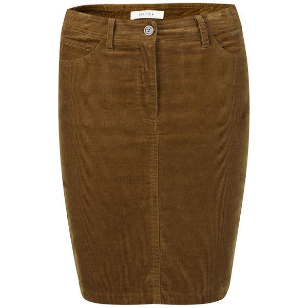 Sessun Women's Sheridan Skirt - Noisette