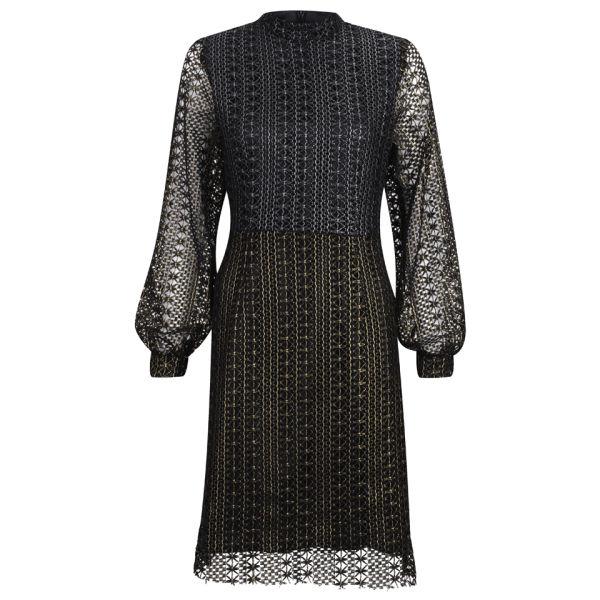 Wood Wood Women's Adelphi Dress - Black