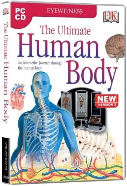 Dk The Ultimate Human Body 3 0 Computing Zavvi