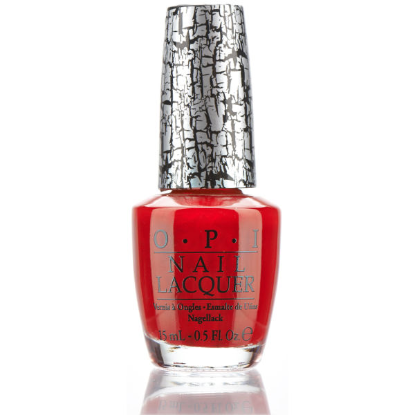 OPI Red Shatter Top Coat 15ml