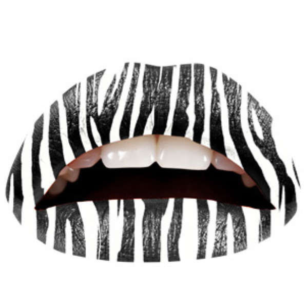 Violent Lips The Zebra