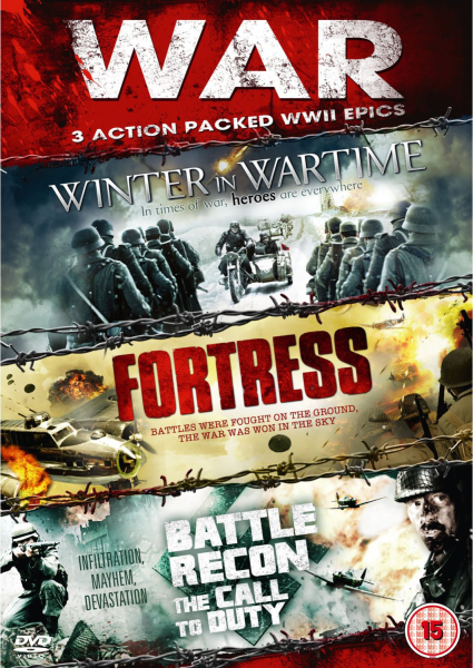 War Collection (Winter In Wartime / Fortress / Battle Recon)