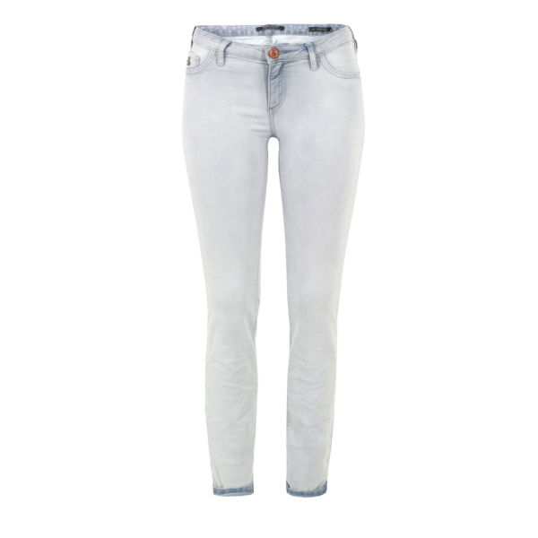 Maison Scotch Women's 85730 Voyage Skinny Jeans - Fresh Air