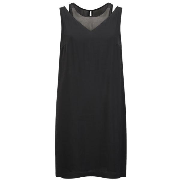 HUGO Women's Kimona Dress - Black