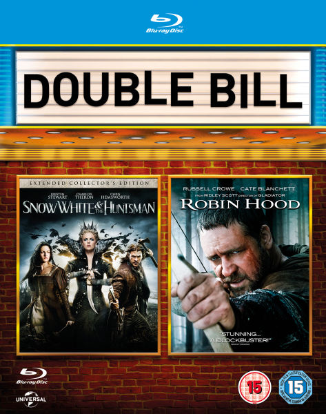 Snow White & The Huntsman / Robin Hood