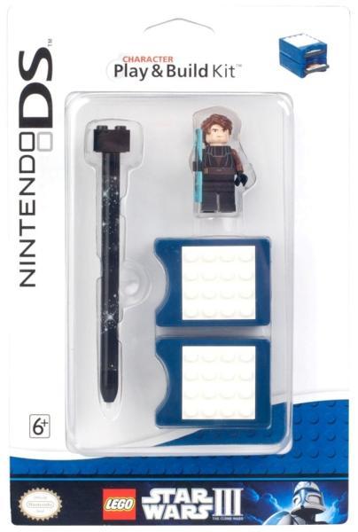 Lego Star Wars Iii Play Amp Build Kit Ds Lite Dsi Dsi Xl