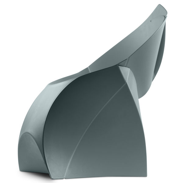 Flux Chair   Anthracite Grey: Image 4