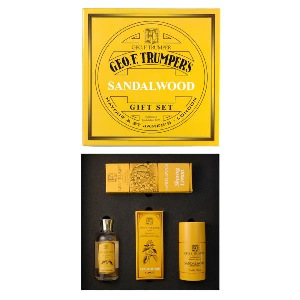 Trumpers Sandalwood Geschenkbox