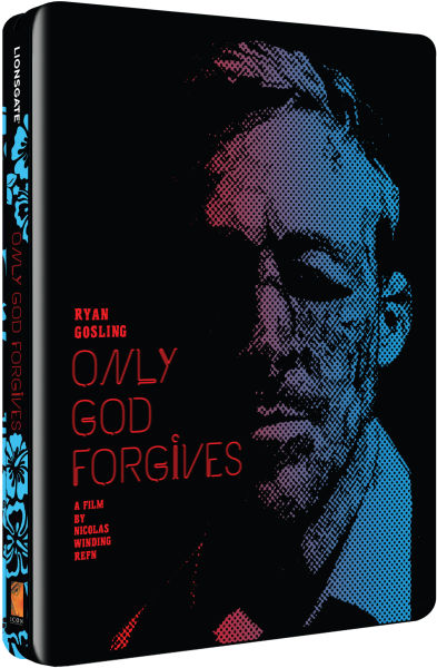 Only God Forgives - Zavvi Exclusive Limited Edition Steelbook (UK EDITION)
