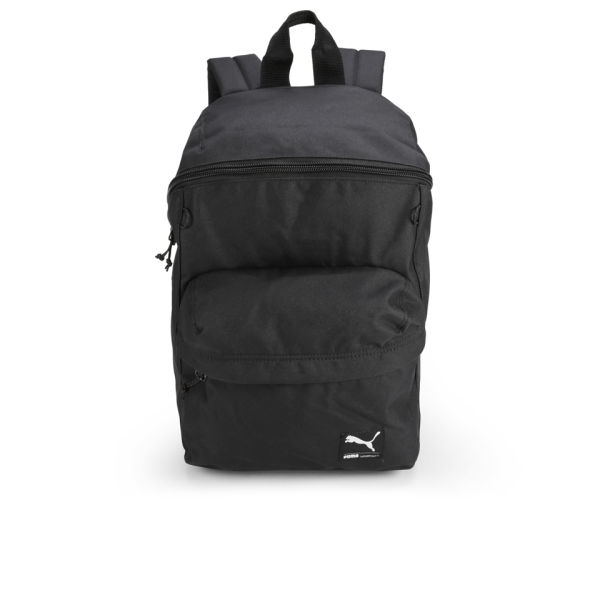 Puma Foundation Backpack - Black Clothing  d3422cfa71959