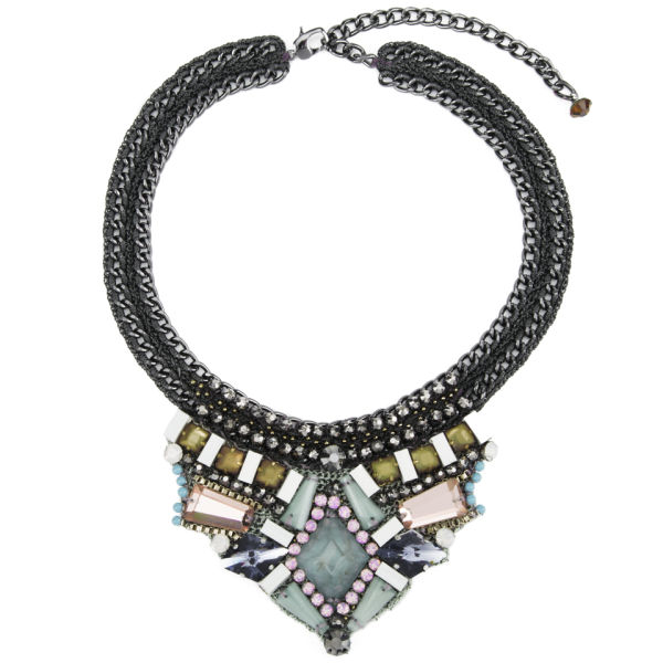Nocturne Women's Azia Smoke Necklace - Multi