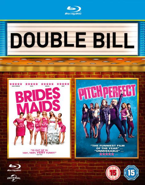 Bridesmaids / Pitch Perfect