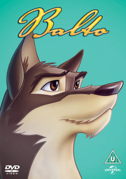 Balto Big Face Edition Dvd Zavvi Com