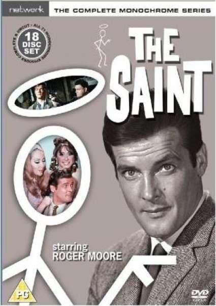 The Saint - The Complete Monochrome [18 Disc Box Set]