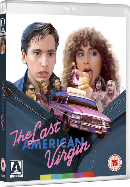 The Last American Virgin - Dual Format Edition