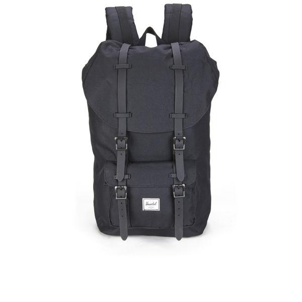 Herschel Supply Co. Little America Backpack - Black Rubber