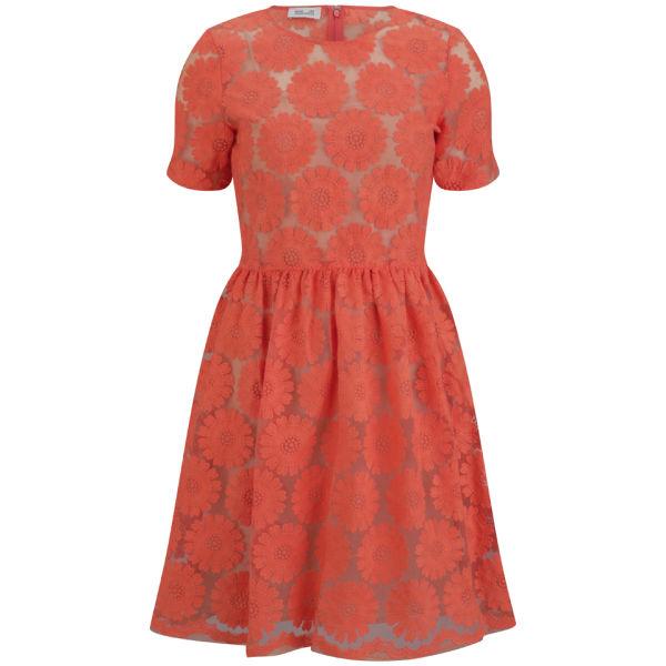 Baum und Pferdgarten Womens Habika Dress - Orange
