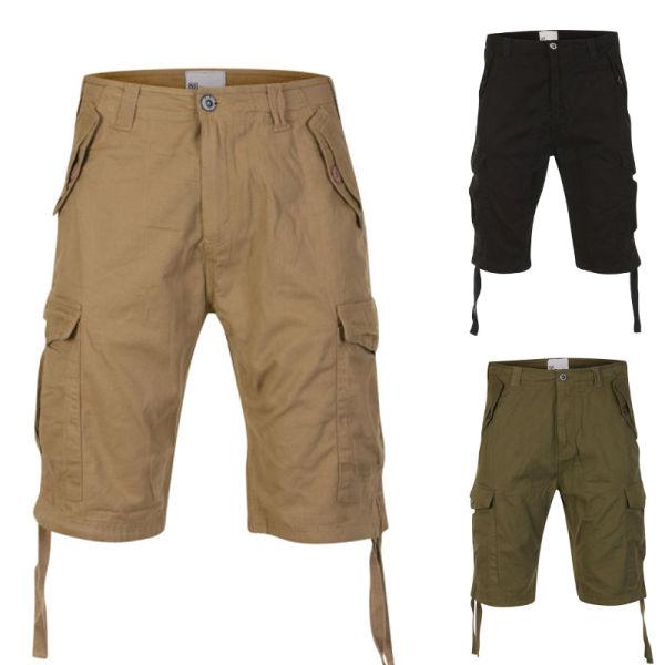 55 Soul Men's Shorts - 6 Colours