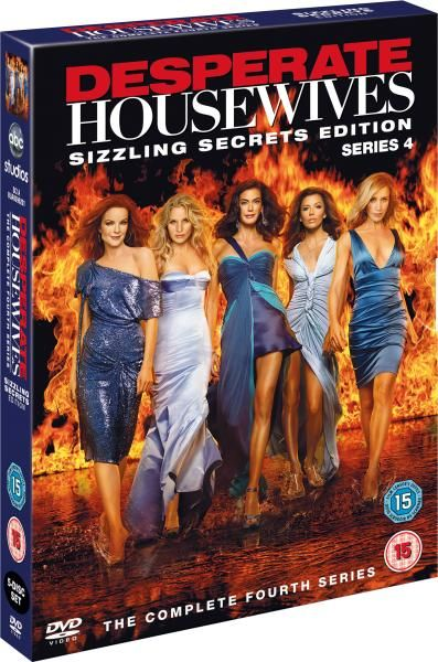 desperate housewives series 4 dvd zavvi. Black Bedroom Furniture Sets. Home Design Ideas