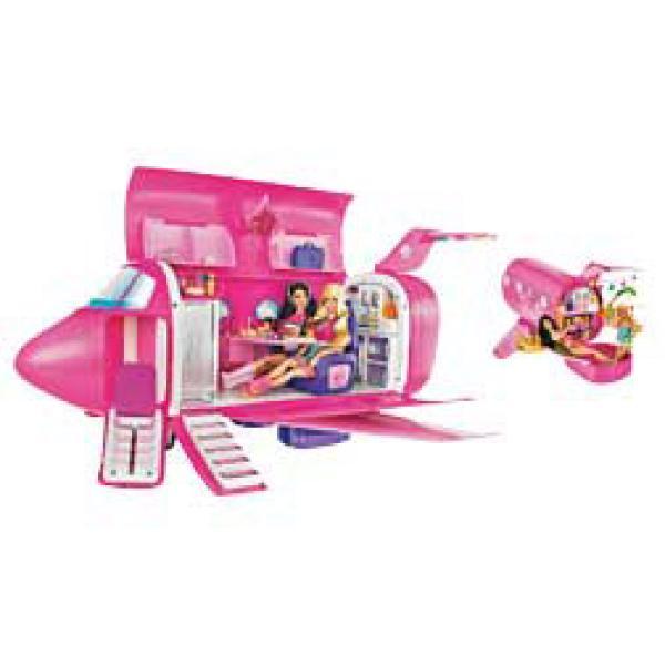 Barbie Glam Jet Toys Zavvi Com