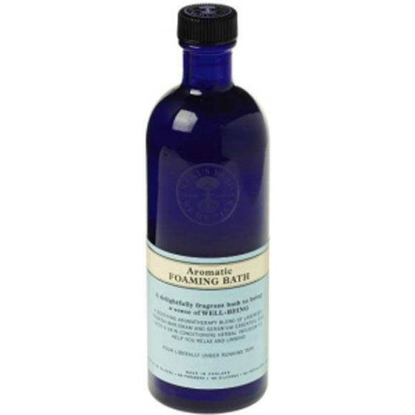 NEAL'S YARD REMEDIES AROMATIC FOAMING BATH (200ML)