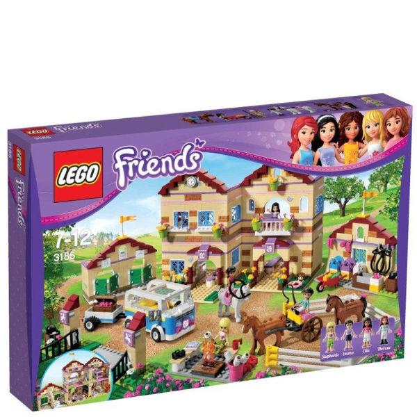 Lego Friends Summer Riding Camp 3185 Iwoot