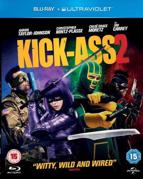 Kick-Ass 2 (+Ultraviolet)