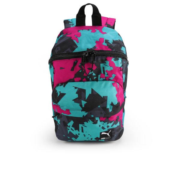Puma Foundation Backpack - Blue  Image 1 2e1d7a958eb53