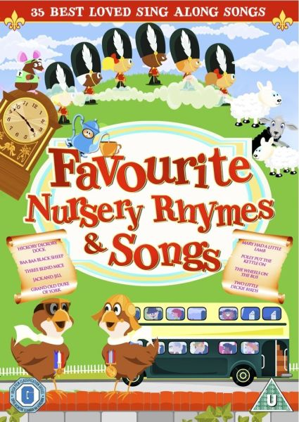 Favourite Nursery Rhymes and Children's Songs