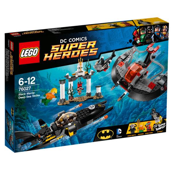 LEGO DC Universe: Justice League Black Manta Deep Sea Strike (76027)