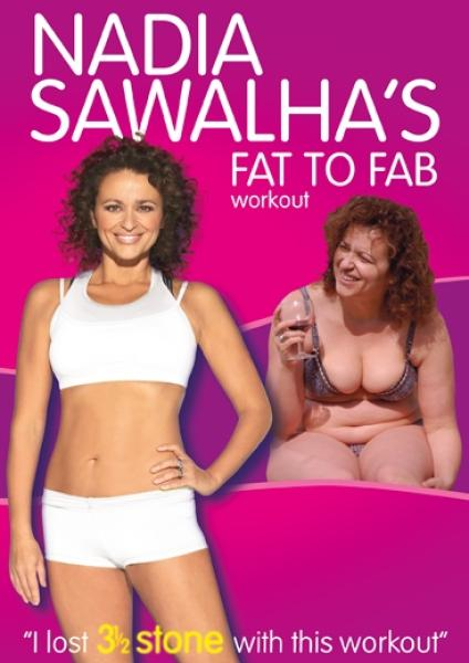 Nadia Sawalha Fat to Fab