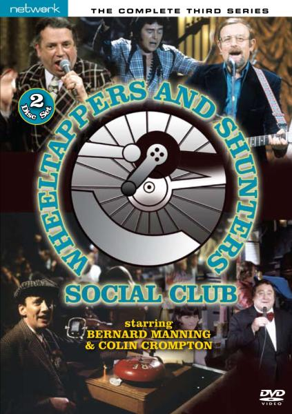 The Wheeltappers and Shunters Social Club: Complete Series 3