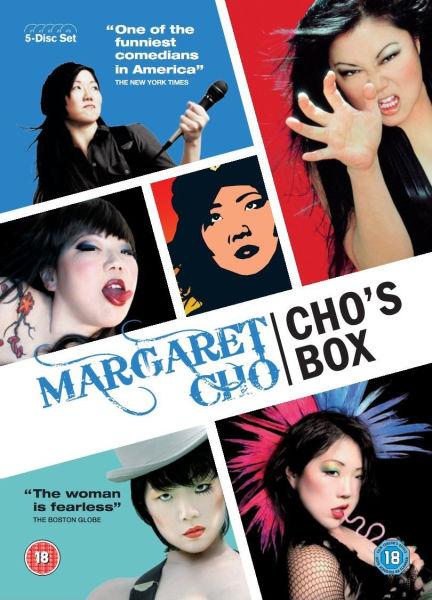 Margaret Cho Box Set
