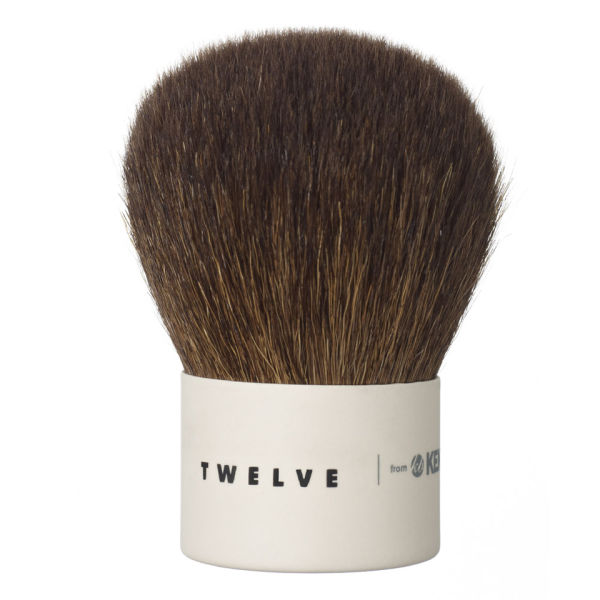Kent No. 12 Travel Bronzer Brush with Case