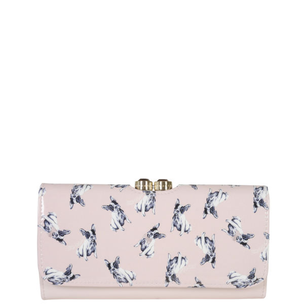 782d3ec0c4c4dc Ted Baker French Bulldog Print Leather Matinee Purse - Best Purse ...