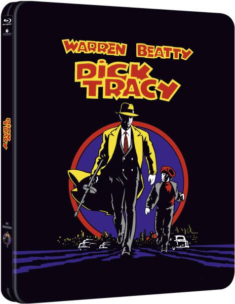 Dick Tracy - Steelbook édition limitée exclusive Zavvi