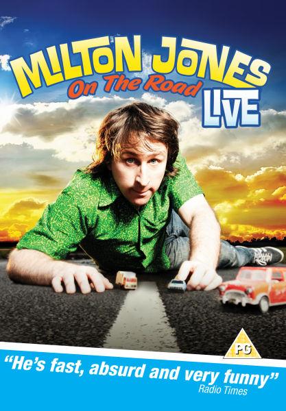 Milton Jones Live: On The Road