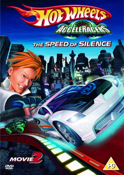 Hot Wheels Acceleracers The Speed Of Silence Dvd Zavvi