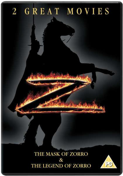 The Mask Of Zorro The Legend Of Zorro Box Set Dvd Zavvi