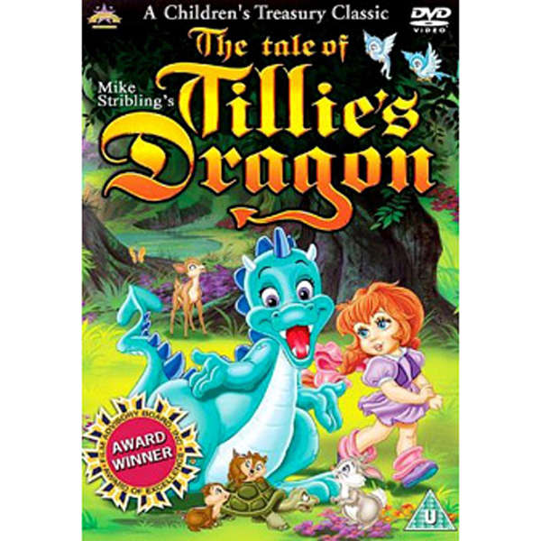 The Tale Of Tillie S Dragon Dvd Zavvi