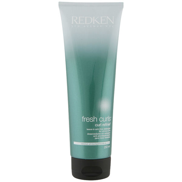 Redken Fresh Curls Curl Refiner (250ml)   Free Shipping   Lookfantastic