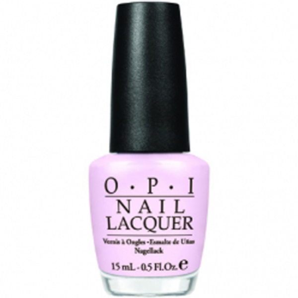 Opi Play The Peonies Nail Lacquer (15ml)