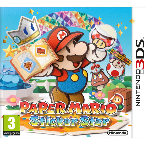 Paper Mario Sticker Star Guide: Hp-up Heart Locations