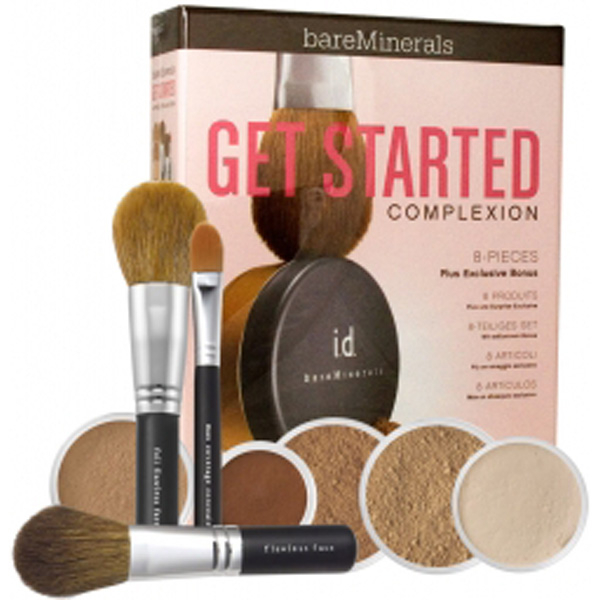 Bare Escentuals Get Started Kit - Tan (9 Products)