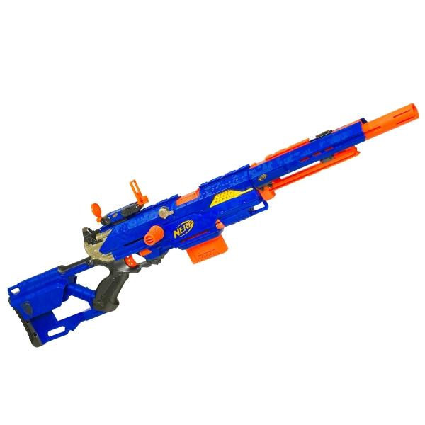 Nerf N strike Longstrike CS 6 Toys | Zavvi Australia
