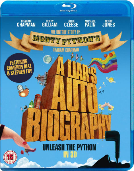 A Liars Autobiography: The Untrue Story of Monty Pythons Graham Chapman